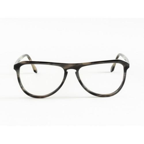 Germano Gambini Okulary korekcyjne damskie GG107 CGR - czarny, transparentny