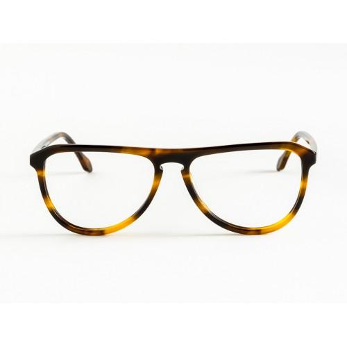 Germano Gambini Oprawa okularowa damska GG107 CAV - czarny, brązowy