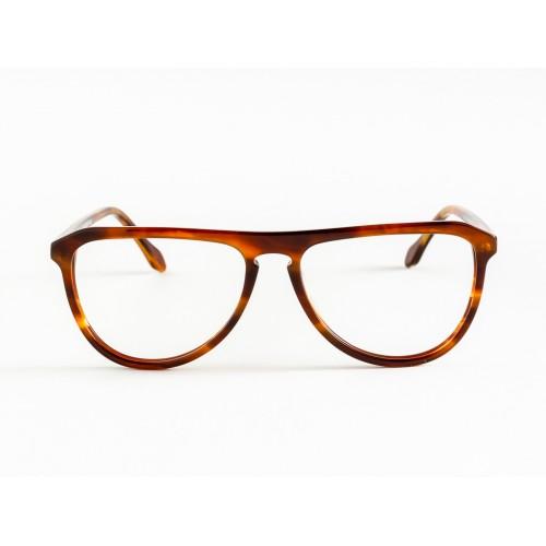 Germano Gambini Oprawa okularowa damska GG107 CAR - transparentny, brązowy