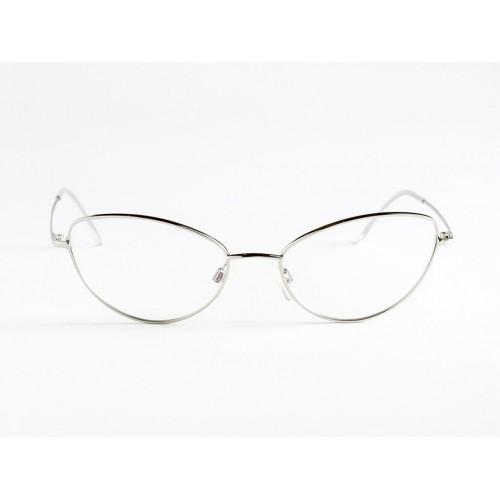 Germano Gambini Oprawa okularowa damska GG104 NIK - srebrny