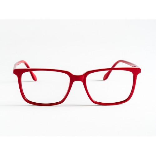 Germano Gambini Okulary korekcyjne damskie GG100 RO - czerwony