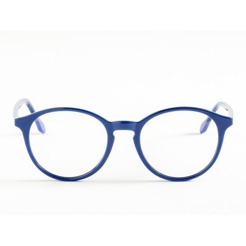 Germano Gambini Oprawa okularowa damska GG56 BJ - transparentny, niebieski