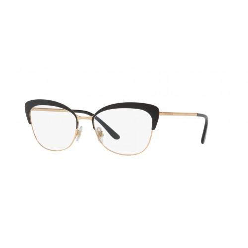 Dolce & Gabbana Okulary korekcyjne damskie DG1298 01 - czarny, złoty