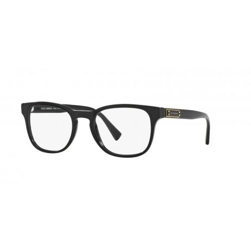 Dolce & Gabbana Okulary korekcyjne damskie DG3260 501 - czarny