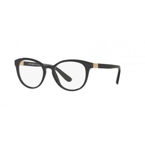 Dolce & Gabbana Okulary korekcyjne damskie DG3268 501 - czarny