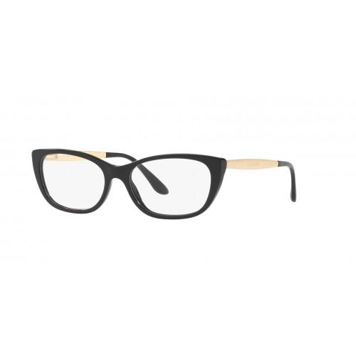 Dolce & Gabbana Oprawa okularowa damska DG3279 501 - czarny, złoty