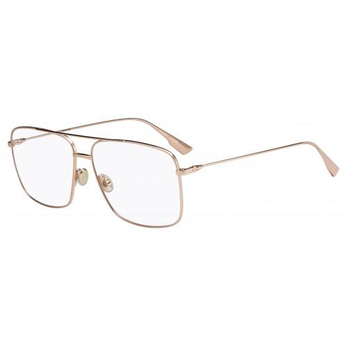 DIOR Okulary korekcyjne damskie Stellaire 03 DDB - złoty