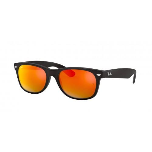 Ray Ban Okulary przeciwsłoneczne męskie RB 2132 622 - czarny, filtr UV 400