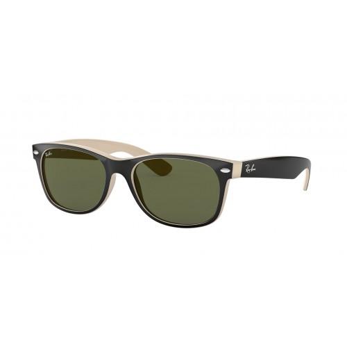 Ray Ban Okulary przeciwsłoneczne męskie RB 2132 875 - czarny, filtr UV 400