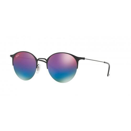 Ray Ban Okulary przeciwsłoneczne damskie RB 3578 186 - czarny, filtr UV 400
