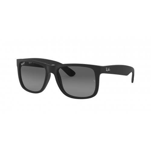 Ray Ban Okulary przeciwsłoneczne męskie RB 4165 622 - czarny, filtr UV 400, polaryzacja