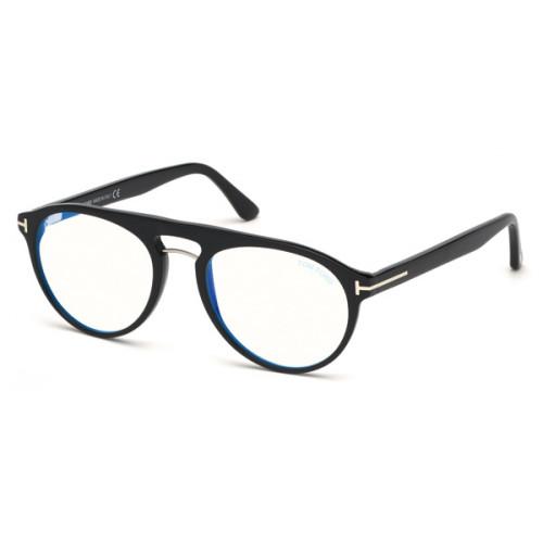 Tom Ford Okulary korekcyjne męskie TF5587-B 001 - czarny