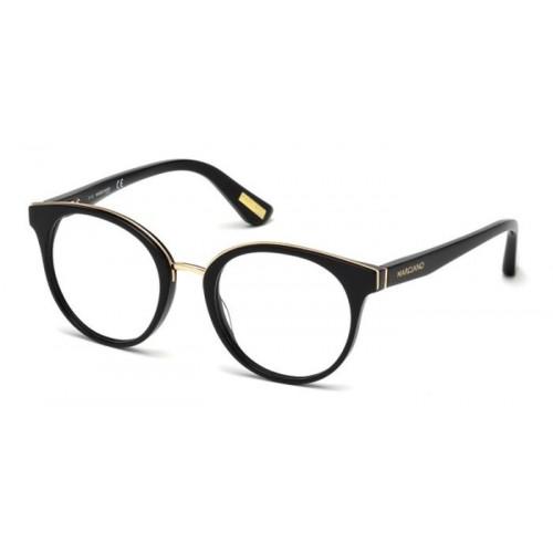 GUESS Okulary korekcyjne damskie by Marciano GM0303 001 - czarny