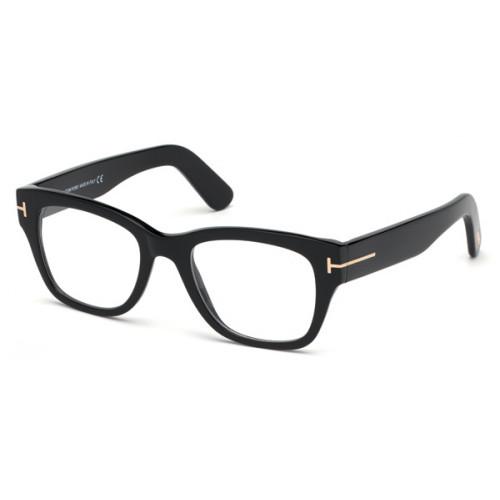 Tom Ford Oprawa okularowa damska TF5379 005 51 - czarny