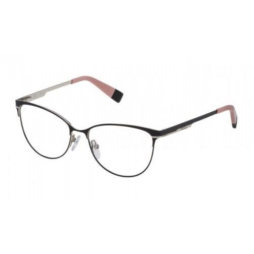 Furla Okulary korekcyjne damskie VFU127 0530 - czarny