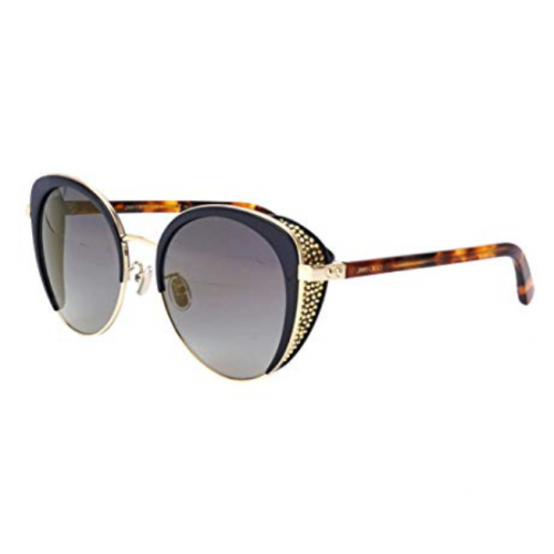 Jimmy Choo Okulary przeciwsłoneczne damskie GABBY/F/S 2M2FQ - złoty, szylkret, filtr UV 400