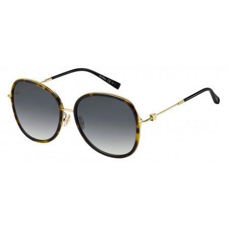 MaxMara MM MARILYN IFS 0869O. Materiał oprawy: metal. Kolor: złoty, szylkret. Okulary przeciwsłoneczne