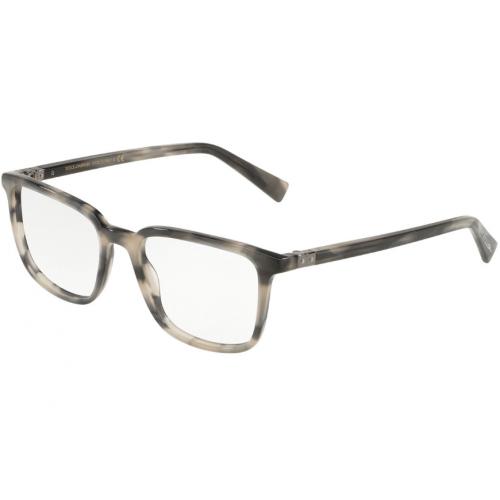 Dolce & Gabbana DG3304 3199. Materiał oprawy: tworzywa sztuczne. Kolor: szary, szylkret. Okulary korekcyjne