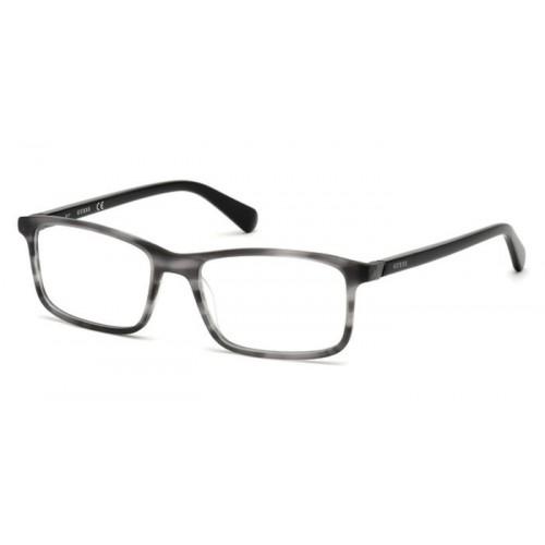 GUESS Okulary korekcyjne męskie GU1948 020 - szary