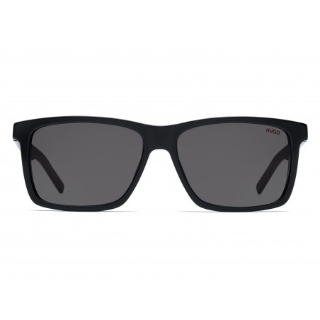 Hugo BOSS HG 1013/S OITIR. Materiał oprawy: tworzywa sztuczne. Kolor: czarny. Okulary przeciwsłoneczne