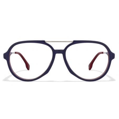 CARRERA 1103/V 0JU. Materiał oprawy: octan. Kolor: wielokolorowy. Okulary korekcyjne