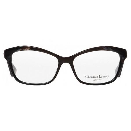 Christian Lacroix CL1073 001. Materiał oprawy: tworzywa sztuczne. Kolor: czarny. Okulary korekcyjne