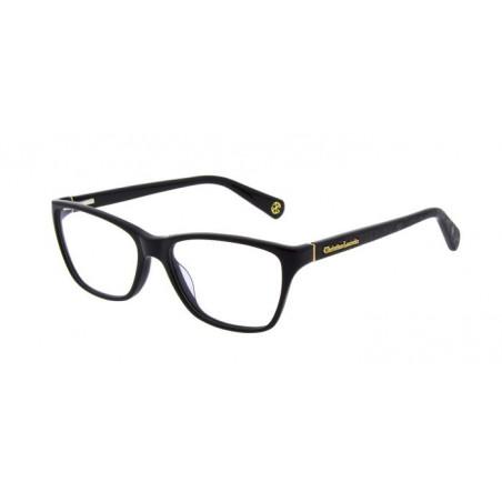 Christian Lacroix CL1075 001. Materiał oprawy: tworzywa sztuczne. Kolor: czarny. Okulary korekcyjne
