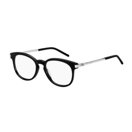 Marc Jacobs MARC 143 CSA. Materiał oprawy: acetat. Kolor: czarny. Okulary korekcyjne