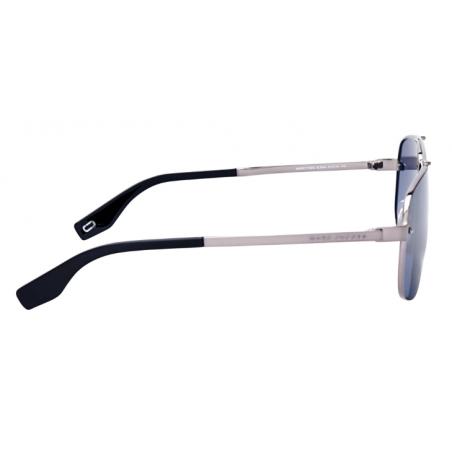 Marc Jacobs MARC 318/S 6LB9U. Materiał oprawy: metal. Kolor: srebrny. Okulary przeciwsłoneczne