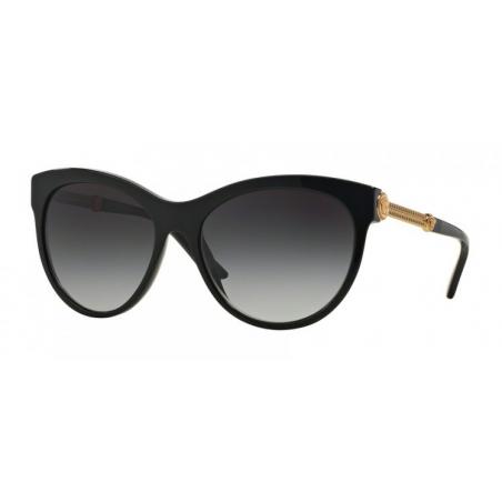 Versace 4292 BG1/8G. Materiał oprawy: metal. Kolor: czarny