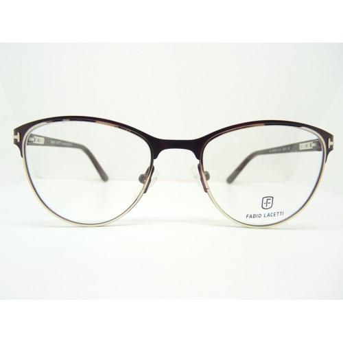 Fabio Lacetti Oprawa okularowa damska 93042AB col.03 - bordowy