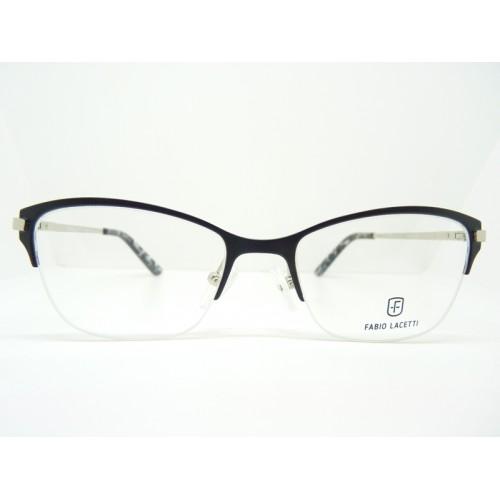 Fabio Lacetti Oprawa okularowa damska 93050AB col.01 - czarny