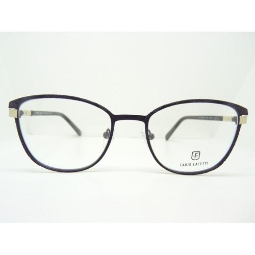 Fabio Lacetti Oprawa okularowa damska 93065AB col.03 - fioletowy