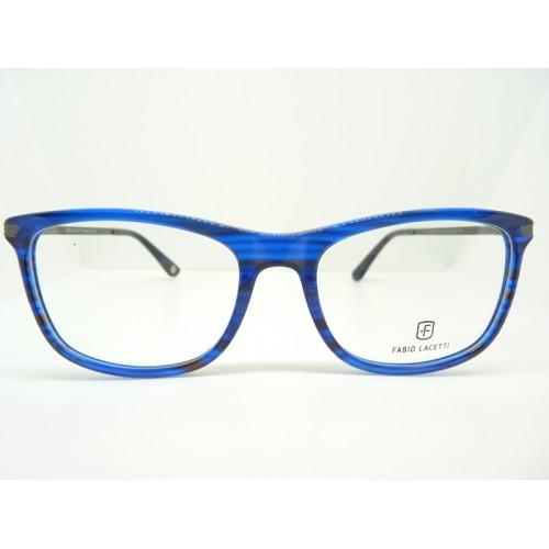 Fabio Lacetti Oprawa okularowa damska 95061CD-NN col.02 - niebieski