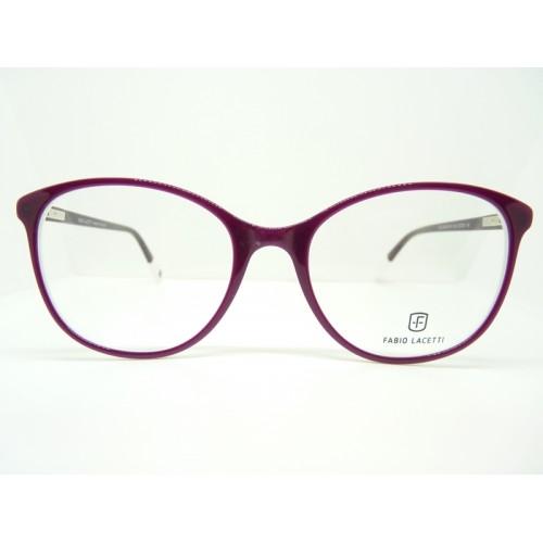 Fabio Lacetti Oprawa okularowa damska 95066CD-NN col.02 - różowy
