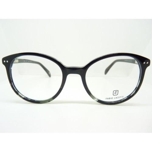 Fabio Lacetti Oprawa okularowa damska 95078CD col.02 - czarny