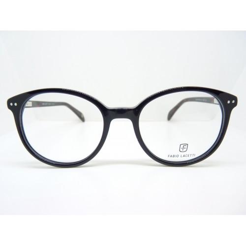 Fabio Lacetti Oprawa okularowa damska 95078CD col.01 - czarny