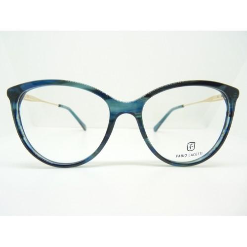 Fabio Lacetti Oprawa okularowa damska 95086CD col.03 - turkusowy