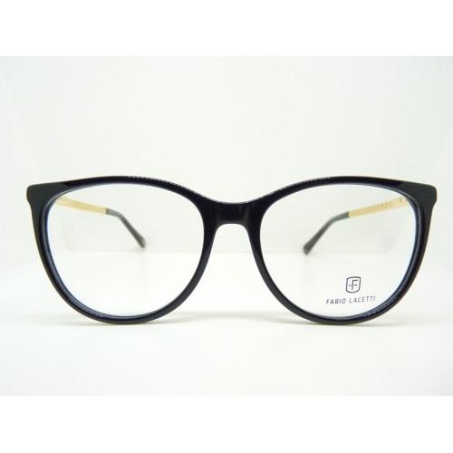 Fabio Lacetti Oprawa okularowa damska 95087CD col.01 - czarny