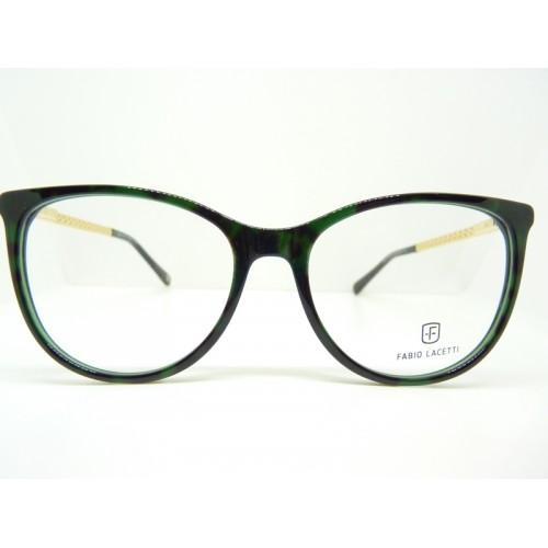 Fabio Lacetti Oprawa okularowa damska 95087CD col.03 - zielony