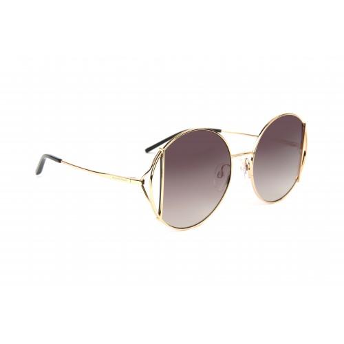 Ana Hickmann Okulary przeciwsłoneczne damskie AH3192 04F - złoty, filtr UV 400