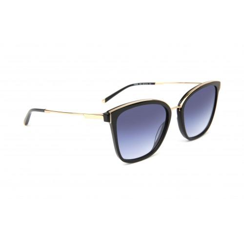 Ana Hickmann Okulary przeciwsłoneczne damskie HI9096 A02 - czarny, filtr UV 400