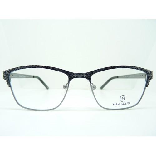 Fabio Lacetti Oprawa okularowa damska 93009 col.02 - czarny