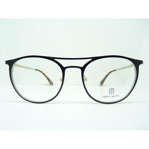Fabio Lacetti Oprawa okularowa damska 93073RW col.01 - czarny