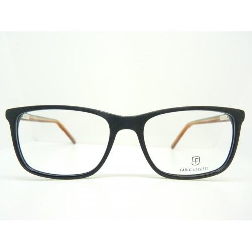 Fabio Lacetti Oprawa okularowa męska 95085CD col.2 - czarny