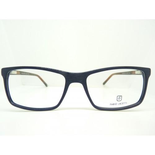Fabio Lacetti Oprawa okularowa męska 95084CD col.03 - granatowy