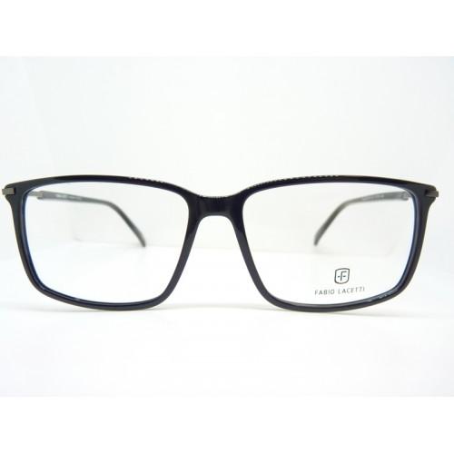 Fabio Lacetti Oprawa okularowa męska 95091CD col.1 - czarny