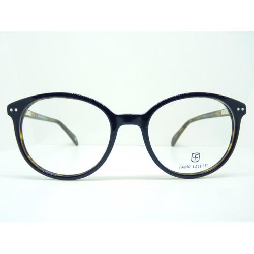 Fabio Lacetti Oprawa okularowa damska 95078CD col.3 - granatowy