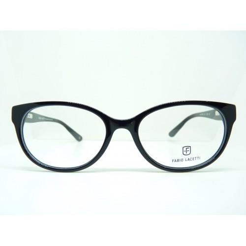 Fabio Lacetti Oprawa okularowa damska 95020 col.1 - czarny