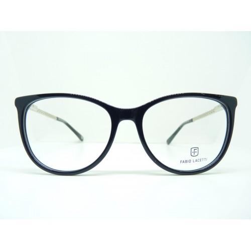 Fabio Lacetti Oprawa okularowa damska 95087CD col.02 - czarny